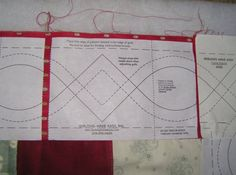 Our helpful tutorial for beginning and experienced quilters who are quilting borders with Borders Made Easy by Quilting Made Easy.
