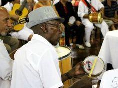 Samba do Congo faz apresentação em Pirituba
