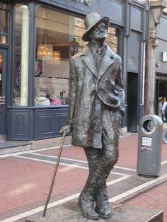 James Joyce in Dublin