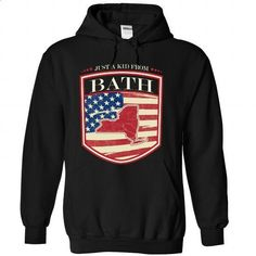 New Design - Bath - New York JK1 - #tshirt outfit #estampadas sweatshirt. PURCHASE NOW => https://www.sunfrog.com/LifeStyle/New-Design--Bath--New-York-JK1-Black-88610922-Hoodie.html?68278
