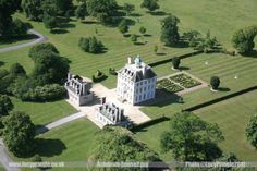 Ashdown-house, Lambourn, Berkshire, former home of Elizabeth The Winter Queen (sister of King Charles I)
