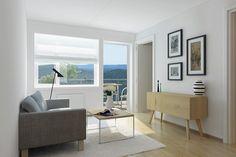 NYDALEN/LILLOHØYDEN: Nytt prosjekt med 2,3 og 4 roms leiligheter. Gallery Wall, Real Estate, Home Decor, Rome, Decoration Home, Room Decor, Real Estates, Home Interior Design, Home Decoration