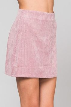 Doll Of Fame Corduroy Mini Skirt • District South Boutique
