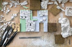 Vom Leben gezeichnet – von Marcel Ackle gebaut: Haus mit Bruchsteinmauerwerk (Part 18)