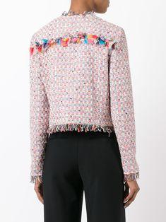MSGM tweed jacket