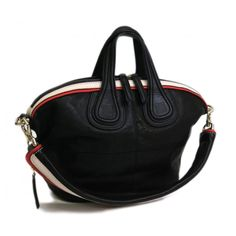 This authentic GIVENCHY Small Nightingale Tote Bag is finely crafted from soft black lambskin.   Find more at https://www.swayy.com.au/