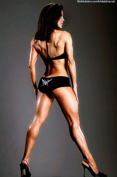 Rachel McLish at age 57. WOW! She is my inspiration.