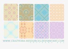 Patterns .31 by crazykira-resources.deviantart.com on @deviantART