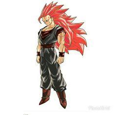 Goku Super, Super Saiyan, Ssj3, Anime Artwork, Dbz, Dragon Ball Z, Fictional Characters, Black, Draw