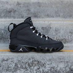 6db717e8af59 Jordan Big Kids Air Jordan 9 Retro BG (gray   anthracite   white   black