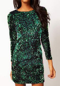 Want to wear sequins but don't like to look too tacky or someone who wore…
