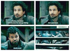The Musketeers - 1x08 - The Challenge