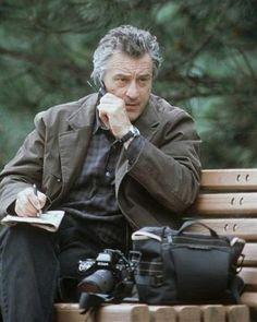 Robert De Niro - HEAT - Nikon F5