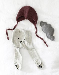baby knits by AMM blog, via Flickr