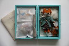 Mini fox set