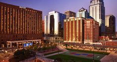 Hotels in Kansas City MO | Kansas City Marriott Downtown