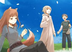 Anime Spice And Wolf Anime Spice Wolf Wallpaper - Holo The Wise Wolf Spice And Wolf, Wolf Pictures, Art Pictures, Photos, Background Images Wallpapers, Wallpaper Backgrounds, Wolf Ears, Smartphone, Wolf Wallpaper