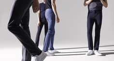 Neoteric: no other pants required. Built with stretch so it moves the way you do