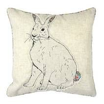 Wide range of Filled Cushions available to buy today at Dunelm, the UK's largest homewares and soft furnishings store. Bedroom Themes, Girls Bedroom, Front Rooms, Lake District, Soft Furnishings, Bunny, Cushions, Throw Pillows, House Styles