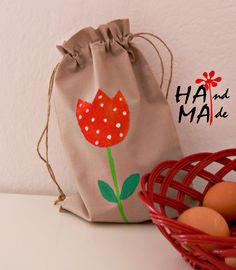 ♥ Dílna Hama ♥ : Návod na stahovací pytlík