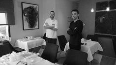 Chef con Michelin solo en la cocina. Marcos Granda y Jaume Puigdengolas Skina Marbella