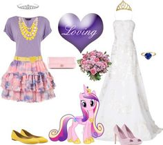 This is my take on Princess Cadence from My Little Pony: Friendship is Magic. Cadence is a kind, caring princess who used to be Twilight Sparkle's foal-sitter. My Little Pony Clothes, My Little Pony Costume, Mlp My Little Pony, My Little Pony Friendship, Casual Cosplay, Cosplay Outfits, Disney Outfits, Cute Outfits, Princess Cadence