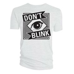 Dr Who Official Licensed Quality T-Shirt DOCTOR WHO DONT BLINK TS LG  In stock Old price £14.99 £11.99