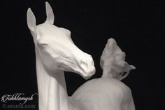 Artist-Resin-Akhal-Teke-Stallion-TOKHTAMYSH-Holiday-Sale
