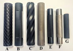 Maglite Adapters Tactical Rifles, Firearms, Sniper Rifles, Guns And Ammo, Weapons Guns, Solvent Trap, Glock Guns, Threaded Barrel, Ammo Cans