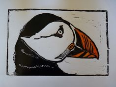 The Puffin Print - Limited Edition