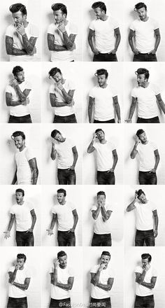 20 ways to look at Beckham
