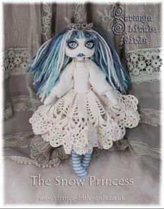 The Snow Princess by Jo Hards