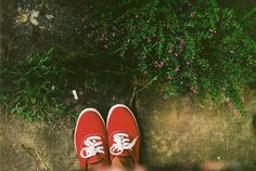 I really want some red keds.