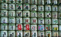 The sake barrel display at Meiji Jingu Shrine, Harajuku, Tokyo, Japan Ibaraki, Hyogo, Niigata, Best Travel Deals, Vacation Deals, Nagano, Travel Log, Asia Travel, Japanese Lifestyle