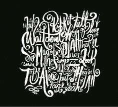 Barroca: Ormaneted Type by Bosque, via Behance