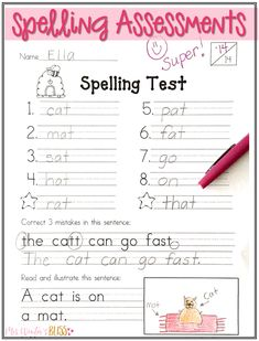 Kindergarten, first,