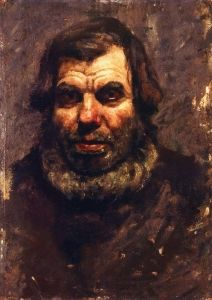 Head of an Old Man with Beard 1883
