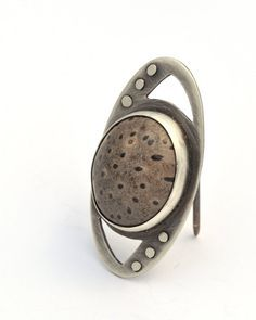 silver rivets jewelry - Google Search