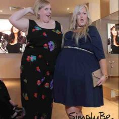 Simply Be Magic Mirror with WhatLauraLoves.