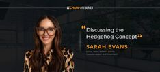 Sarah Evans is a #socialmedia expert, digital correspondent, and strategist and owns her own digital agency.