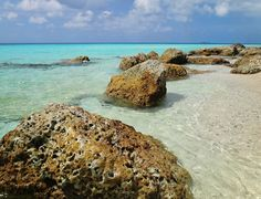 Radio Beach, Bimini, Bahamas.  | mjsailing.com | Sailing blog.