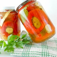 Best ever - Gogosari umpluti cu vinete Voss Bottle, Water Bottle, Pickels, Preserves, Celery, Cantaloupe, Tasty, Canning, Fruit