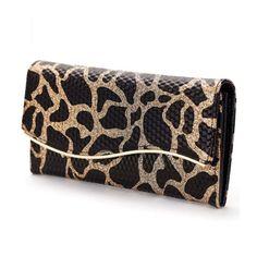 Kamilla - #Luxury Genuine Shining #Leather #Elegant #Purse #LaMiaCara #Accessoires