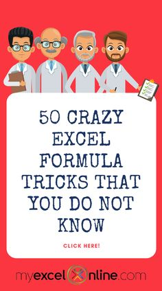 50 Crazy Excel Formulas That Do Amazing Things - Excel formulas and functions - Basic Excel Formulas Computer Help, Computer Programming, Computer Tips, Computer Basics, Computer Coding, School Looks, Kaizen, Excel Cheat Sheet, Vba Excel