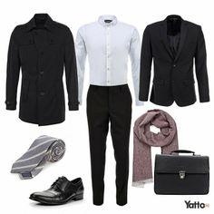 Образ для стильного делового мужчины. Классический вариант