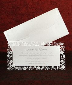 ΠΡΟΣΚΛΗΤΗΡΙΑ ΓΑΜΟΥ ΜΟΝΤΕΡΝΑ - Είδη γάμου & βάπτισης, μπομπονιέρες γάμου | Tresjoliebyfransis