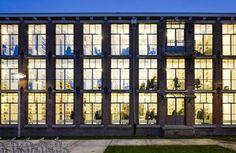 University library Utrecht / Grosfeld van der Velde Architecten | ArchDaily