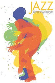 dynamic colours :)  Jazz · Finn Nygaard www.FinnNygaard.com