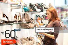 Saatlerce mağazaları dolaşıp en uygun fiyata en kaliteli ayakkabıyı aramanıza gerek yok! Tüm #trend ayakkabılar bir tık ötenizde! Alışverişe Başlayın  http://ummanda.com