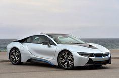 2015 BMW i8 [w/video] - just sharing it 'cuz it's gorgeous!